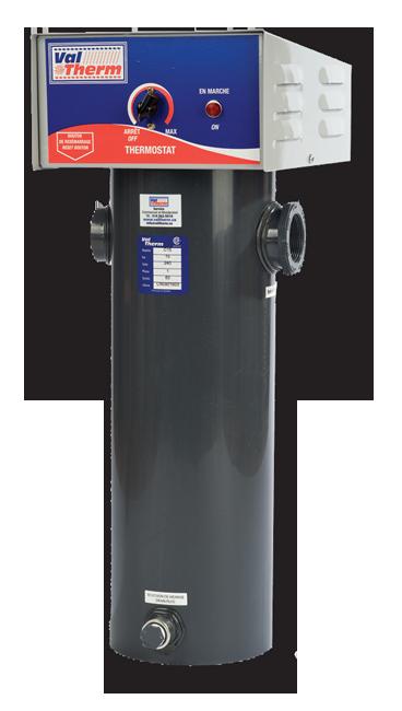 Mod le c m canique chauffe eau piscine pool water heater for Chauffe eau piscine